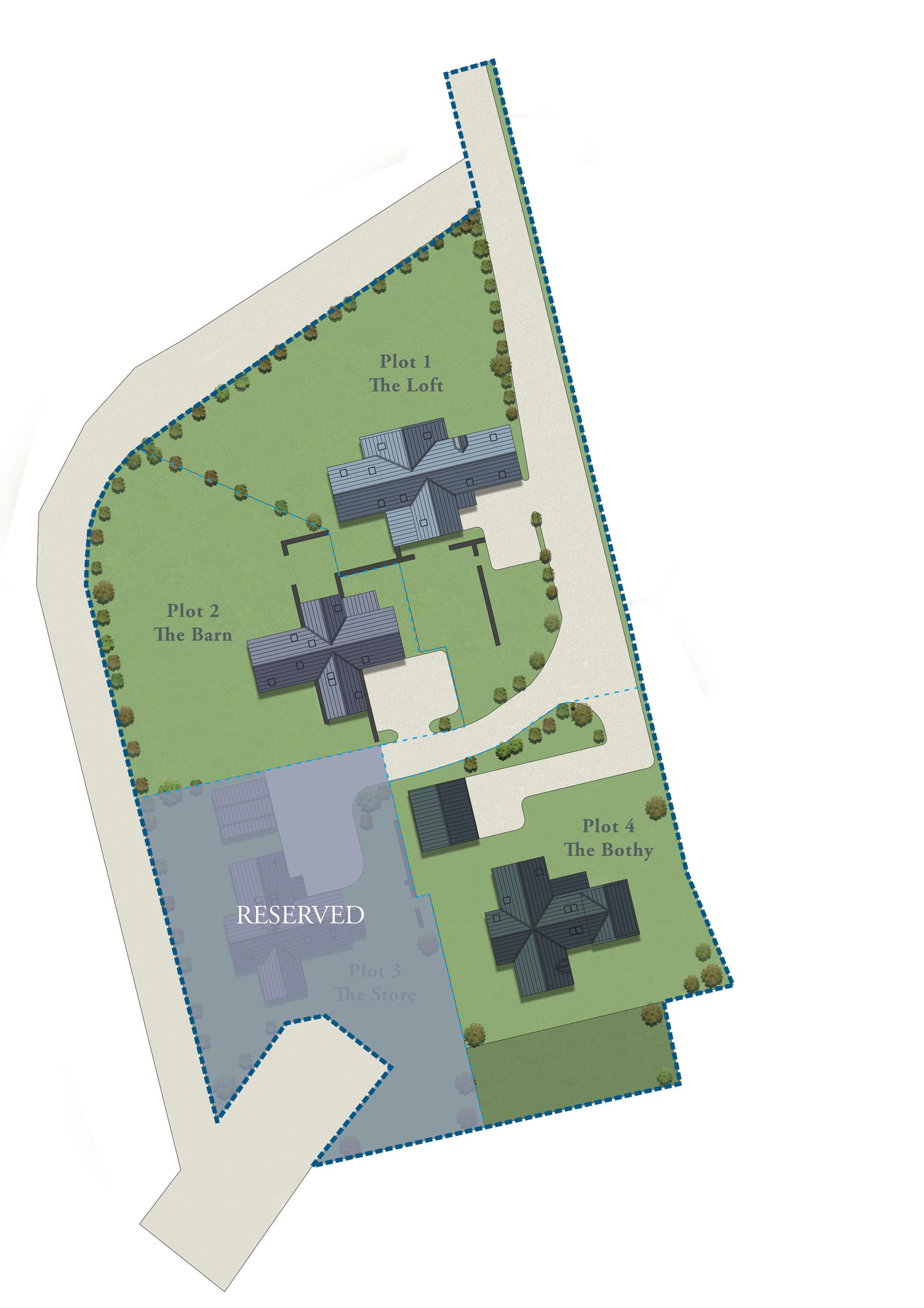 Mains of Rannieston Sitemap