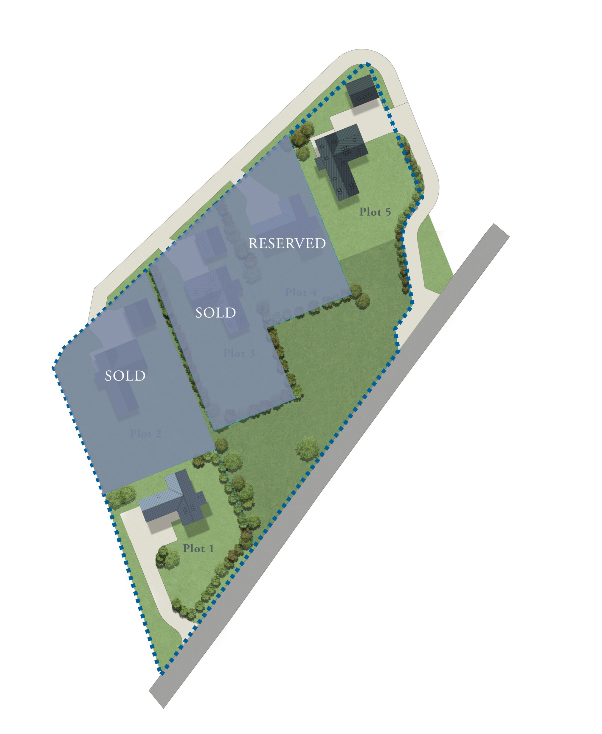 Admirals Park Sitemap