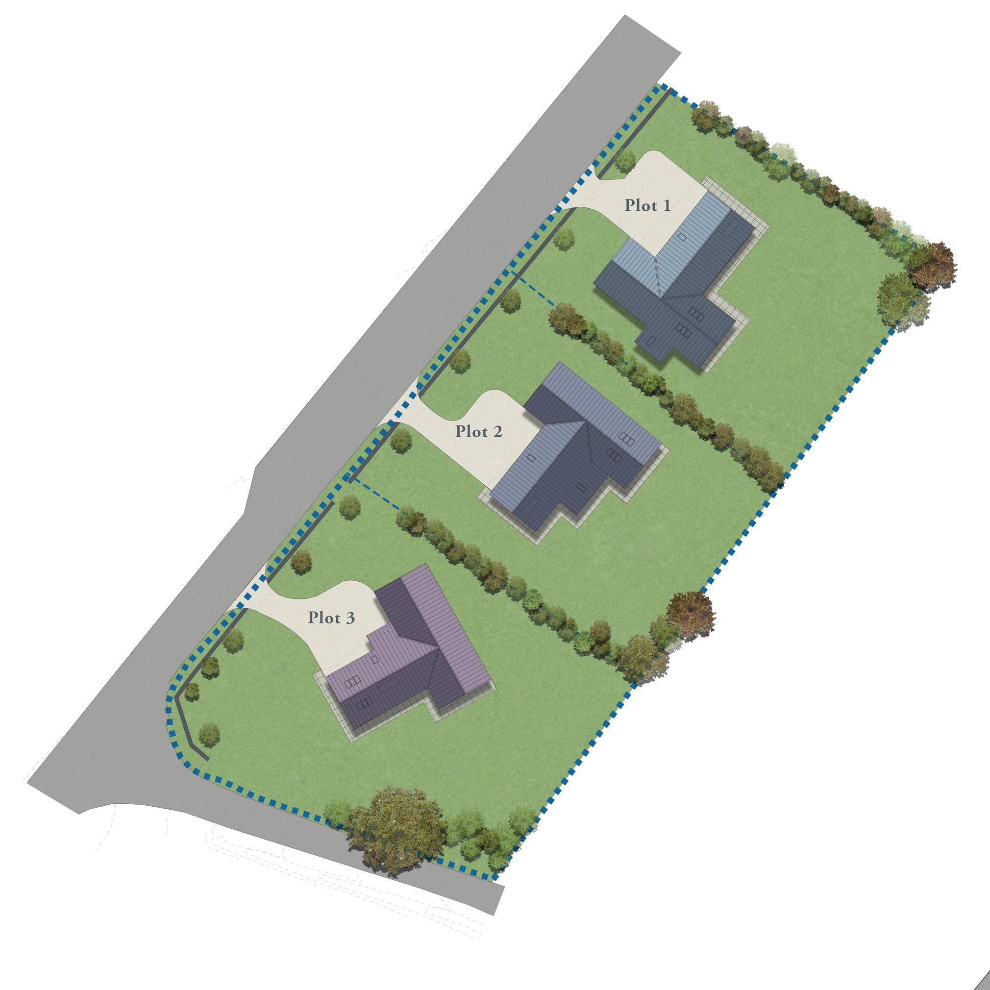 The Park Sitemap