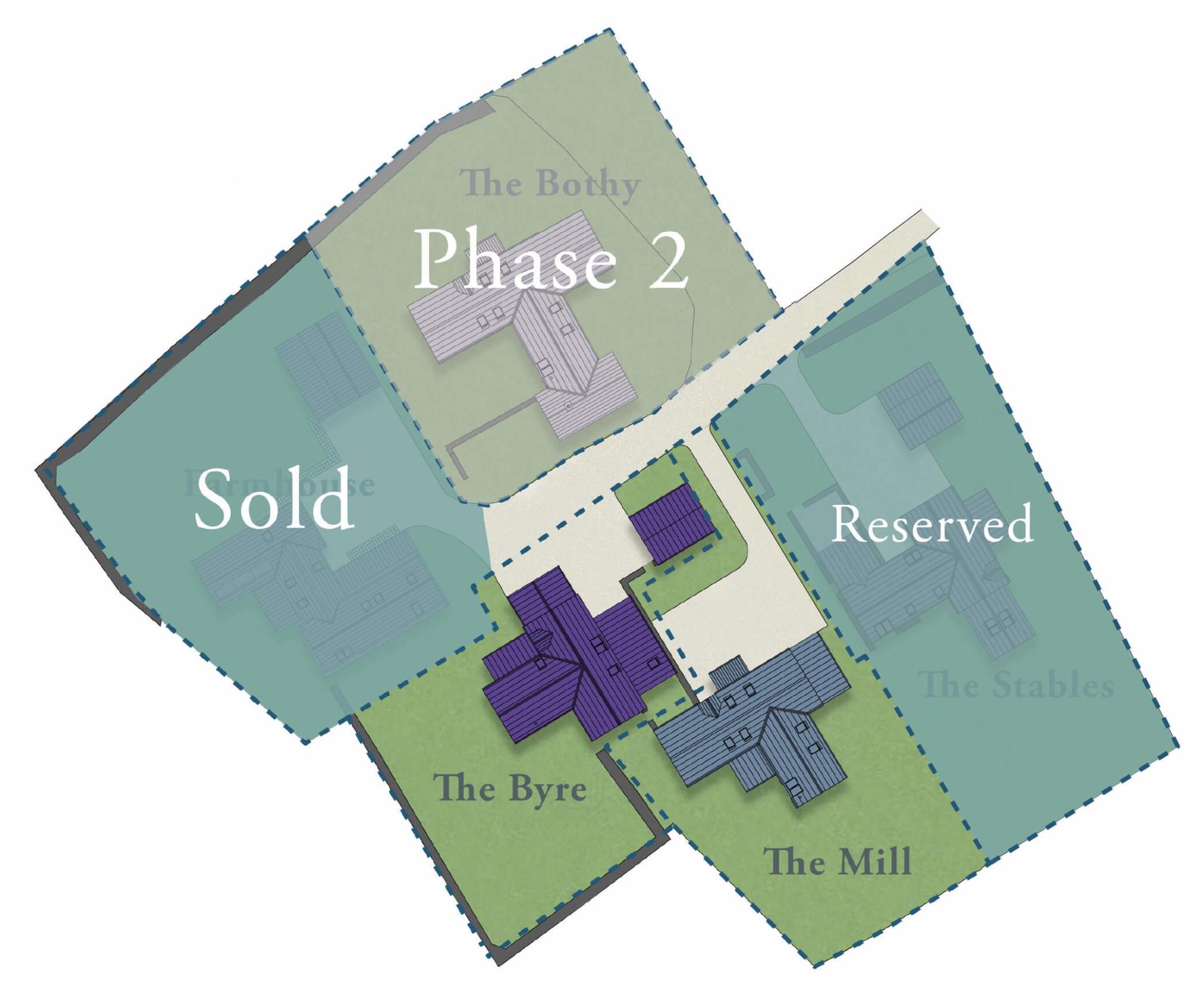 Tillyshogle Sitemap
